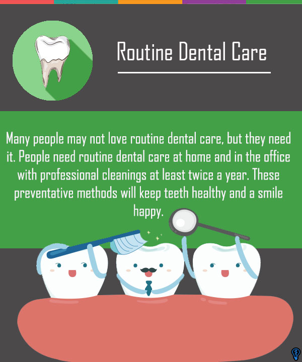 Routine Dental Care Santa Ana, CA